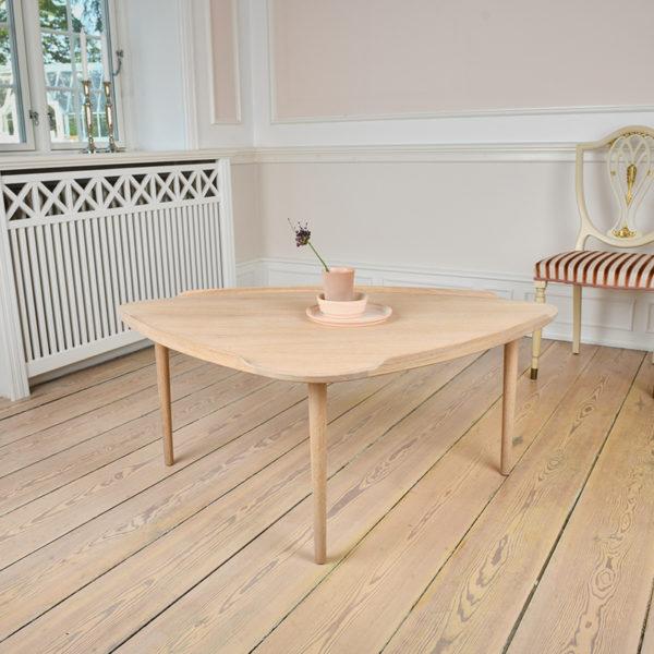 Sofabord lys eg Intarsia Furniture miljø 2