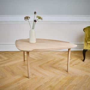 Sofabord lys eg Intarsia Furniture miljø 1