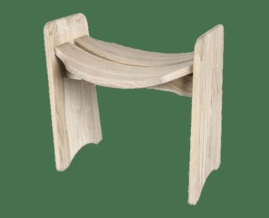 stool fra intarsia furniture uden baggrund