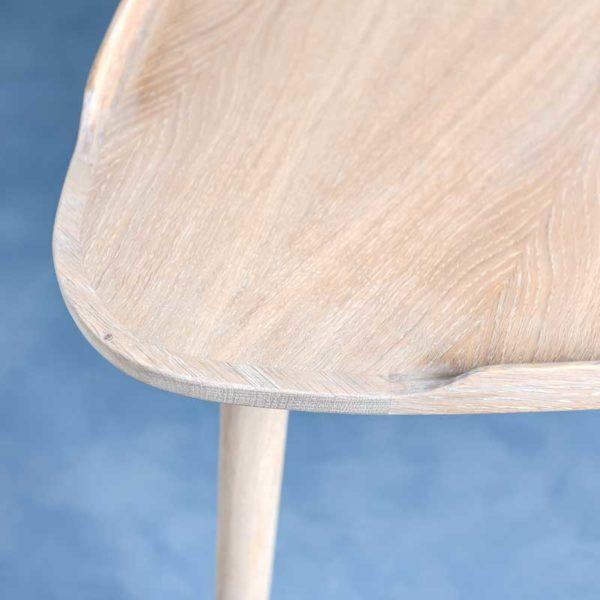 Sofabord lys eg Intarsia Furniture detalje 5