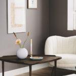 Sofabord røget eg Intarsia Furniture miljø 1