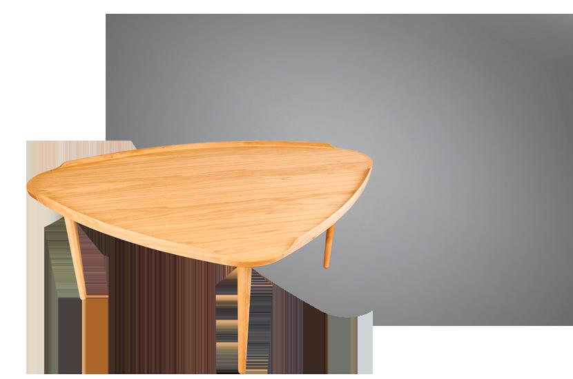 Sofabord egetræ No.55